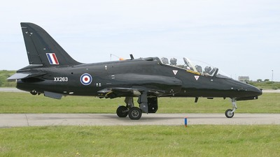 XX263 - British Aerospace Hawk T.1A - United Kingdom - Royal Air Force (RAF)