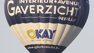 OO-BCQ - Schroeder Fire Balloons G40/24 - Private