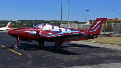 N58YD - Beechcraft 58 Baron - Private