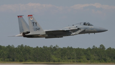 81-0047 - McDonnell Douglas F-15C Eagle - United States - US Air Force (USAF)