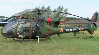 4120 - Aérospatiale SA 342M Gazelle - France - Army