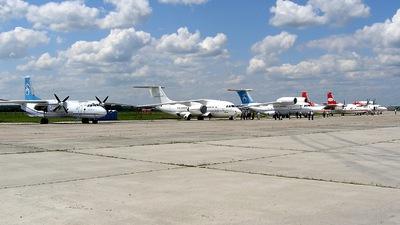 UKKM - Airport - Ramp