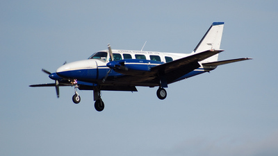A picture of CGYYJ - Piper PA31350 - SkyLink Express - © Nick Michaud