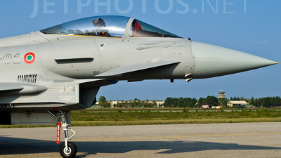MMX603 - Eurofighter Typhoon 2000 - Italy - Air Force