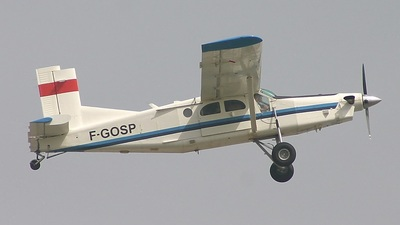 F-GOSP - Pilatus PC-6/B2-H4 Turbo Porter - Untitled