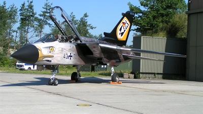 43-70 - Panavia Tornado IDS - Germany - Air Force