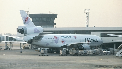 JA8539 - McDonnell Douglas DC-10-40 - Japan Airlines (JAL)