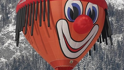 D-OLEG - Schroeder Fire Balloons Clown - Private