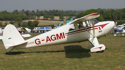 G-AGMI - Luscombe 8A Silvaire Deluxe - Private