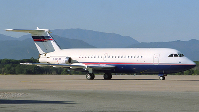 G-BEJM - British Aircraft Corporation BAC 1-11 Series 419EP - Fordair