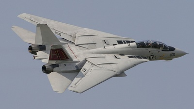 164601 - Grumman F-14D Tomcat - United States - US Navy (USN)