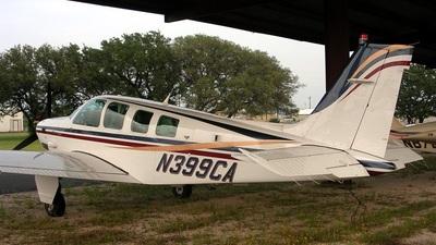 A picture of N399CA - Beech B36TC Bonanza - [EA478] - © RyRob