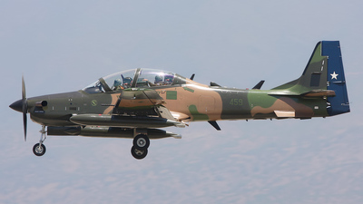 459 - Embraer A-29B Super Tucano - Chile - Air Force