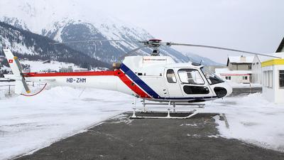 HB-ZHM - Aérospatiale AS 350B2 Ecureuil - Helimission