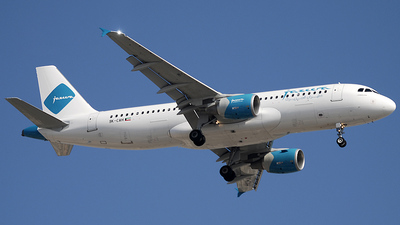 9K-CAH - Airbus A320-214 - Jazeera Airways