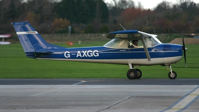 A picture of GAXGG - Cessna F150J - [0440] - © Andrew Scott