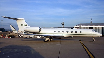 SE-RDX - Gulfstream G550 - IFS European Flight Service