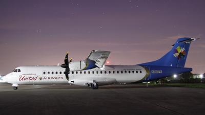 N385FA - ATR 72-212 - United Airways