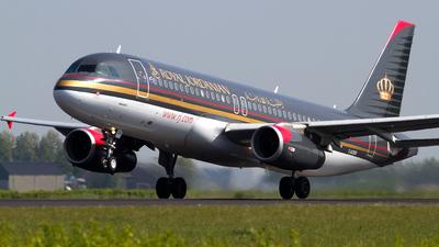 F-OHGX - Airbus A320-232 - Royal Jordanian