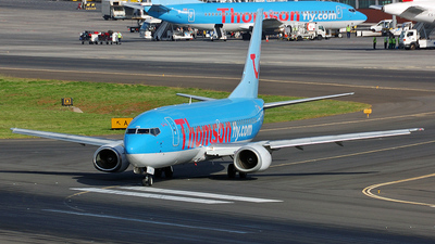 G-THON - Boeing 737-36N - Thomson Airways