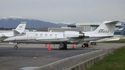 N94AA - Bombardier Learjet 35 - Private
