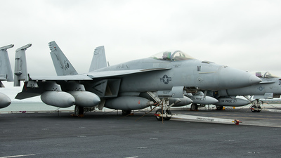 166785 - Boeing F/A-18E Super Hornet - United States - US Navy (USN)