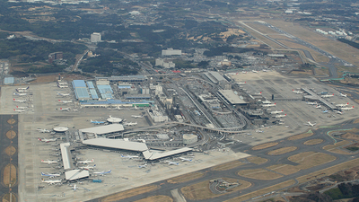 RJAA - Airport - Airport Overview