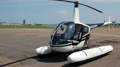 N666BH - Robinson R22 Mariner II - Private