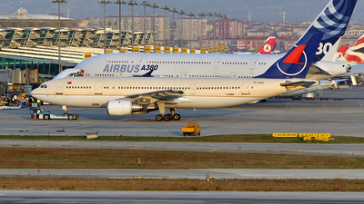 TC-ONT - Airbus A300B4-203 - Onur Air
