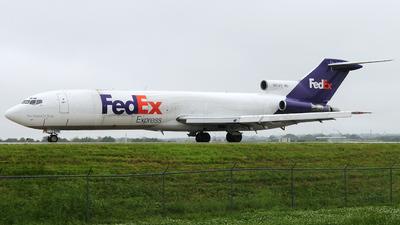 N275FE - Boeing 727-233(Adv)(F) - FedEx