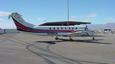 N381CR - Beech 1900C - Scenic Airlines