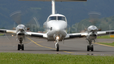 T-721 - Beechcraft B300C King Air 350 - Switzerland - Air Force