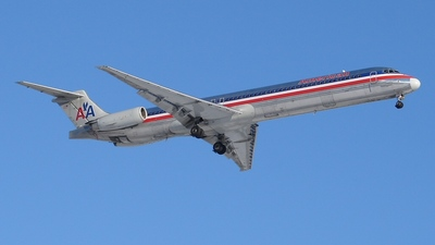 N298AA - McDonnell Douglas MD-82 - American Airlines