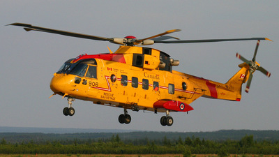 149906 - Agusta-Westland CH-149 Cormorant - Canada - Royal Air Force