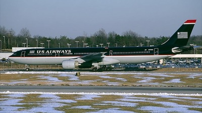 N675US - Airbus A330-323 - US Airways