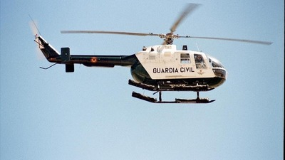 HU.15-88 - MBB Bo105CB - Spain - Guardia Civil