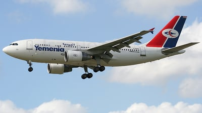 F-OHPR - Airbus A310-324 - Yemenia - Yemen Airways