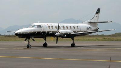 XA-TYX - Fairchild SA227-AC Metro III - Private