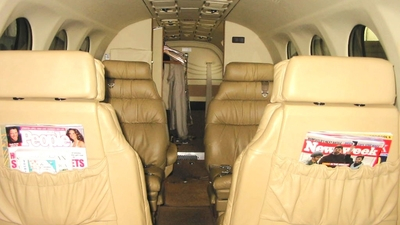 - Beechcraft B200 Super King Air - Private