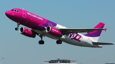 HA-LPH - Airbus A320-232 - Wizz Air