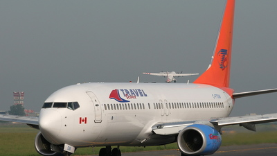 C-FTDW - Boeing 737-808 - Travel Service (Sunwing Airlines)