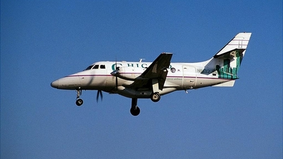 N832JS - British Aerospace Jetstream 31 - ATA Connection (Chicago Express)