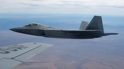 04-4082 - Lockheed Martin F-22A Raptor - United States - US Air Force (USAF)