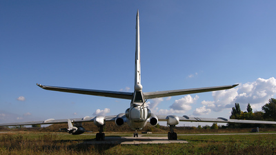 80 - Tupolev Tu-16 Badger - Russia - Air Force