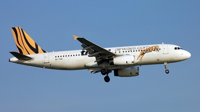 9V-TAB - Airbus A320-232 - Tiger Airways