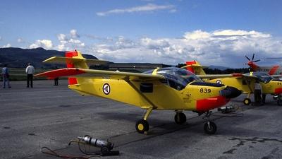 839 - Saab MFI-15 Safari - Norway - Air Force