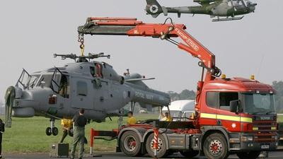 ZD262 - Westland Lynx - United Kingdom - Royal Navy
