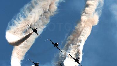 XX237 - British Aerospace Hawk T.1 - United Kingdom - Royal Air Force (RAF)