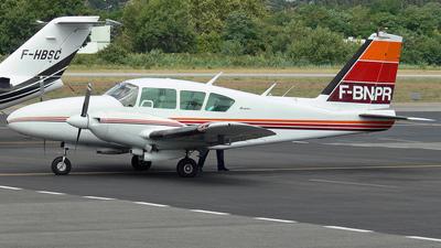 A picture of FBNPR - Piper PA23250 Aztec - [273297] - © Pierre Guilpain