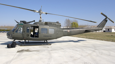 MM80560 - Agusta-Bell AB-205A-1 - Italy - Army